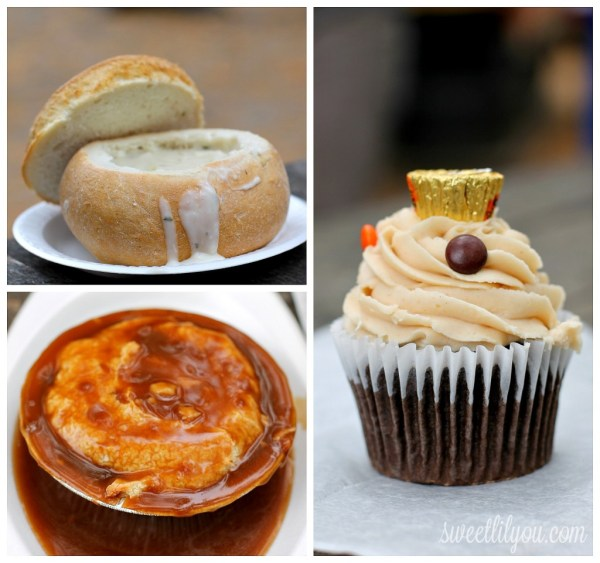 Food at King Richards