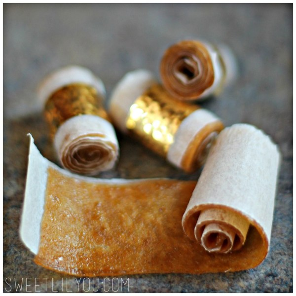 fruit leather roll ups
