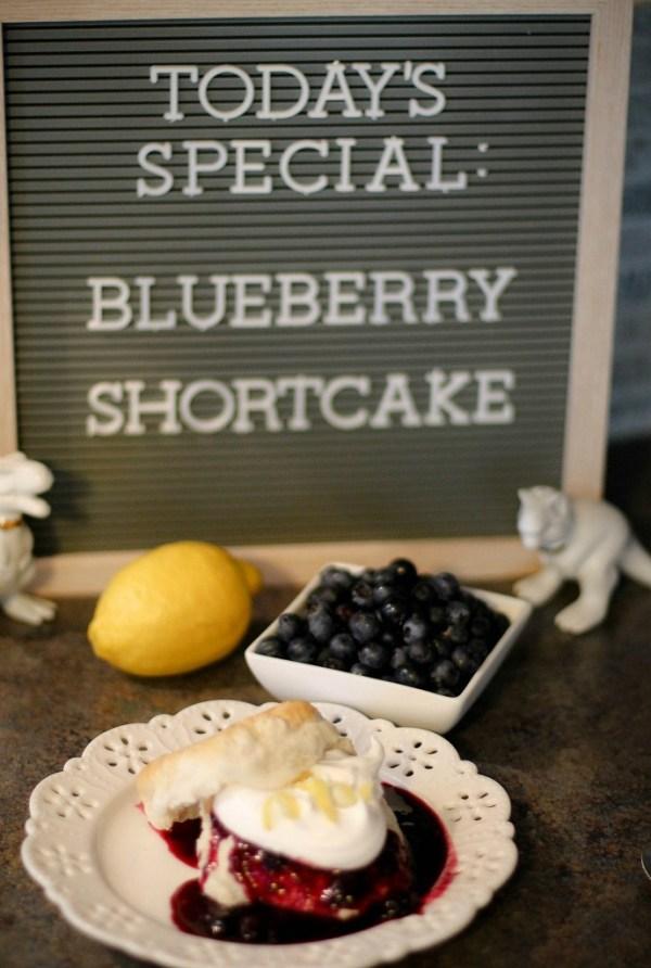 Dinos blueberries