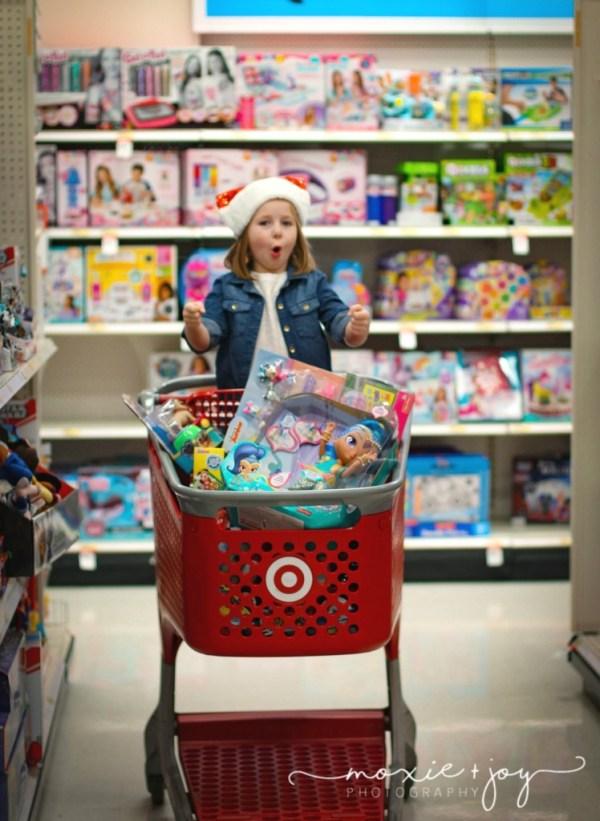 Toys at Target