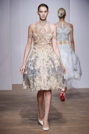 Yiqing Yin FW13 - Hermione (made with Swarovski crystal)