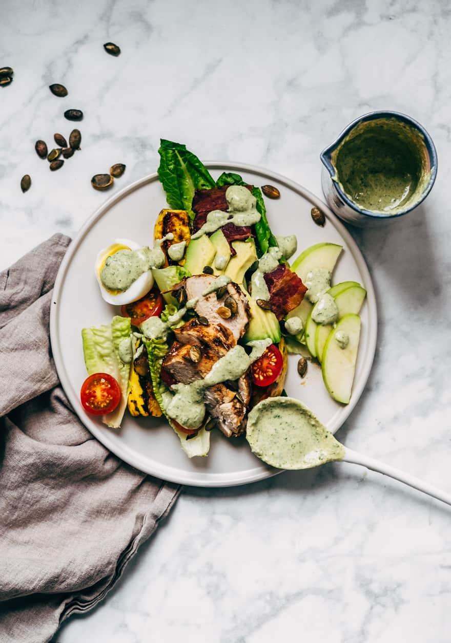Autumn Cobb Salad