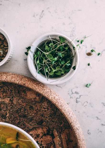 Green Butternut Squash Soup #vegan #paleo #healthy #soup