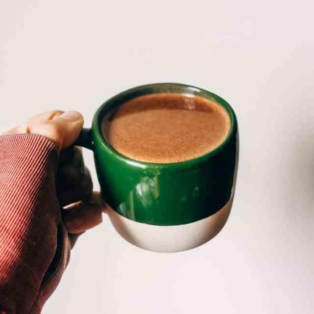 Cardamom Collagen Drinking Chocolate