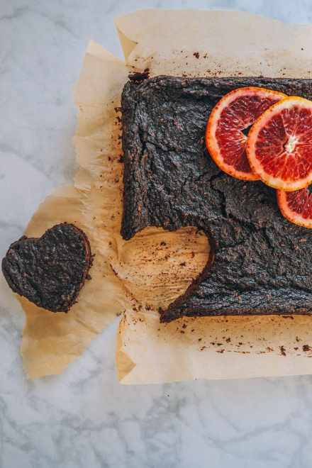 chocolate pudding brownies #vegan #paleo #recipe