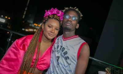 "Sweetloaded temi-otedola-and-mr-eazi-700x467-1 ""I Look Like A Farmer's Wife"" – Temi Otedola & Mr Eazi Go On A Romantic Vacation (Photos) gist  Snowz"