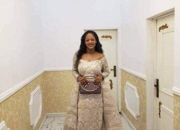 Photos From The Wedding of Ooni of Ife And Prophetess Naomi Oluwaseyi