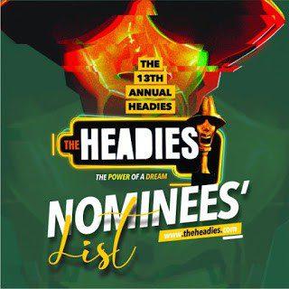 Headies Award 2019 Nominees – Full List