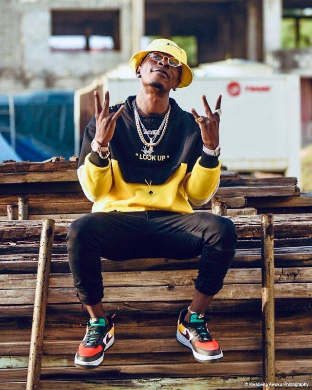 Sweetloaded shatta-1 Shatta Wale – Akwele Take Music trending Shatta wale