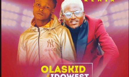 "Olaskid – ""Cashout Remix"" ft. Idowest"