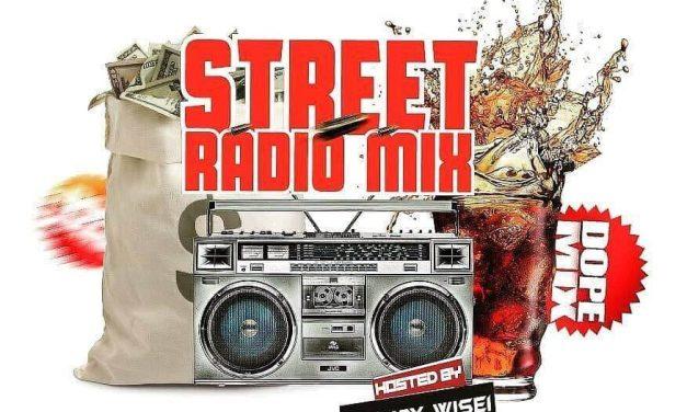 HOT MIXTAPE : Dj wise1 – Street Radio (Drum and scratch)