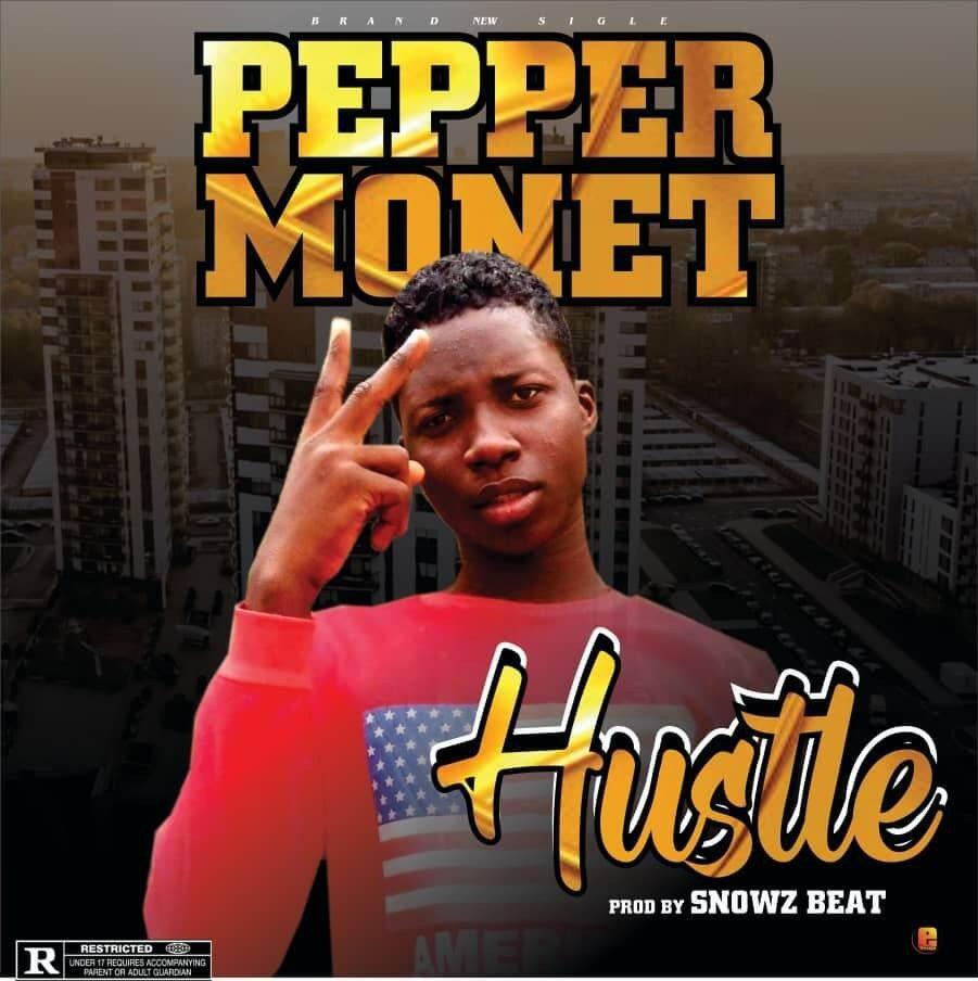 Hustle by pepper monet
