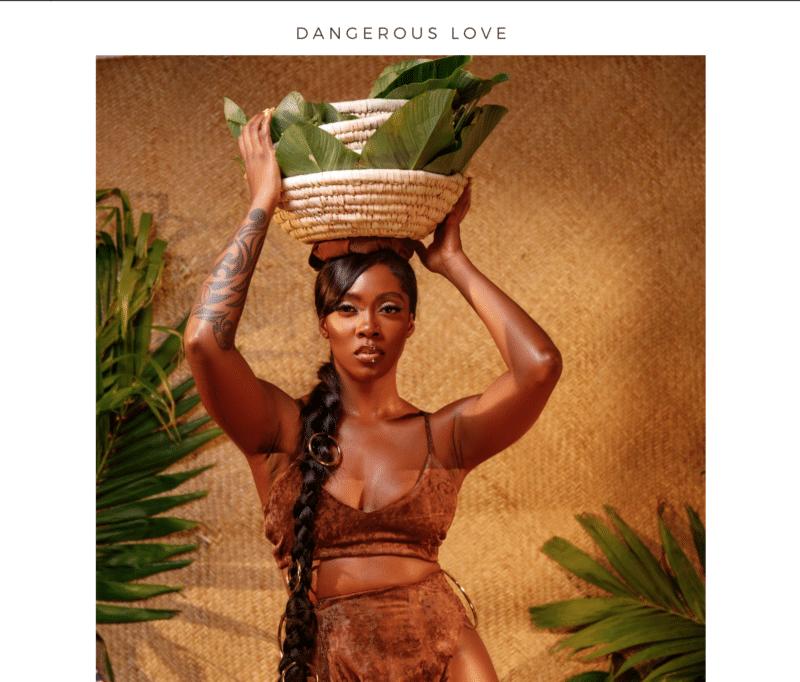 "Tiwa Savage - ""Dangerous Love Video"""