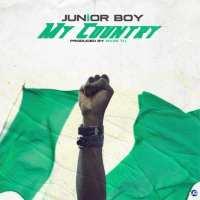 Junior Boy -  'My Country'