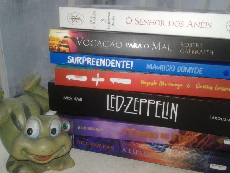 7 livros para ler em 2017