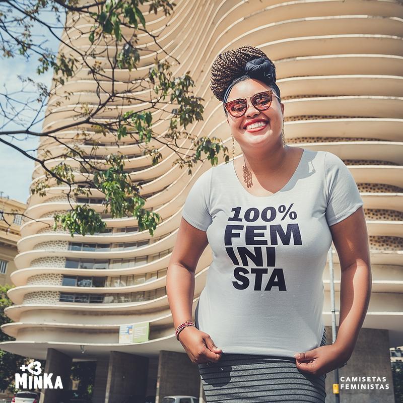 MinKa Camisetas Feministas
