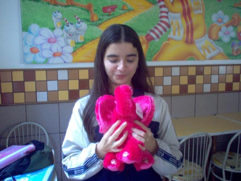 Elefante Cor de Rosa