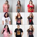 Wishlist 3x3: Camisetas Lolja