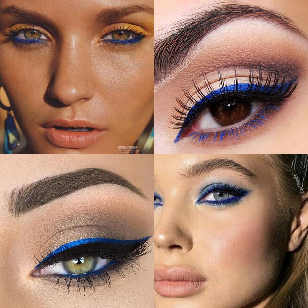 Maquiagens Classic Blue (Pantone 2020)