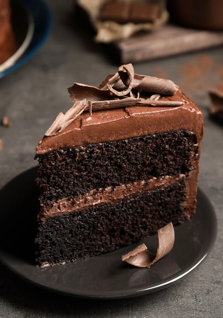 SWEETLY Chocolate Cake with Chocolate Butter Icing