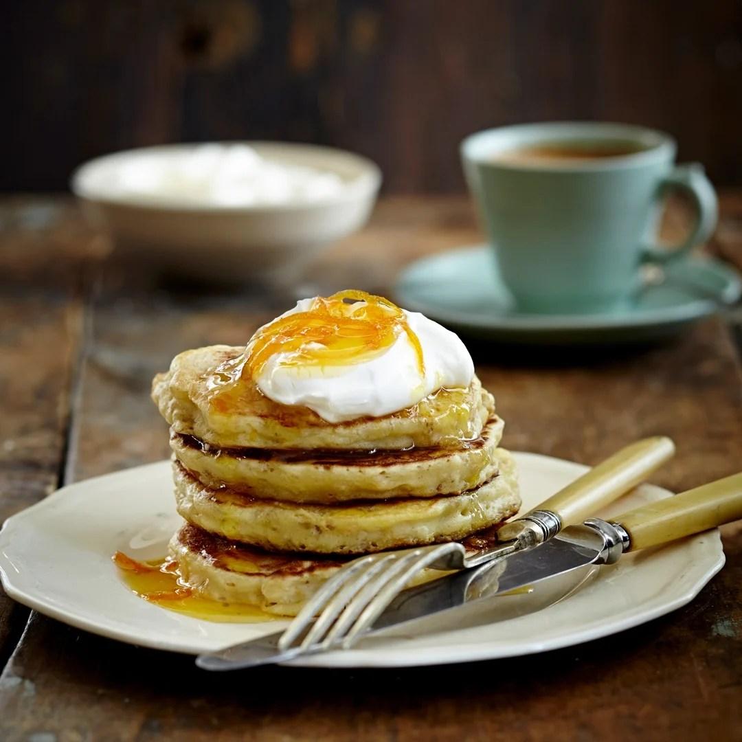 SWEETLY Gluten Free Pancakes