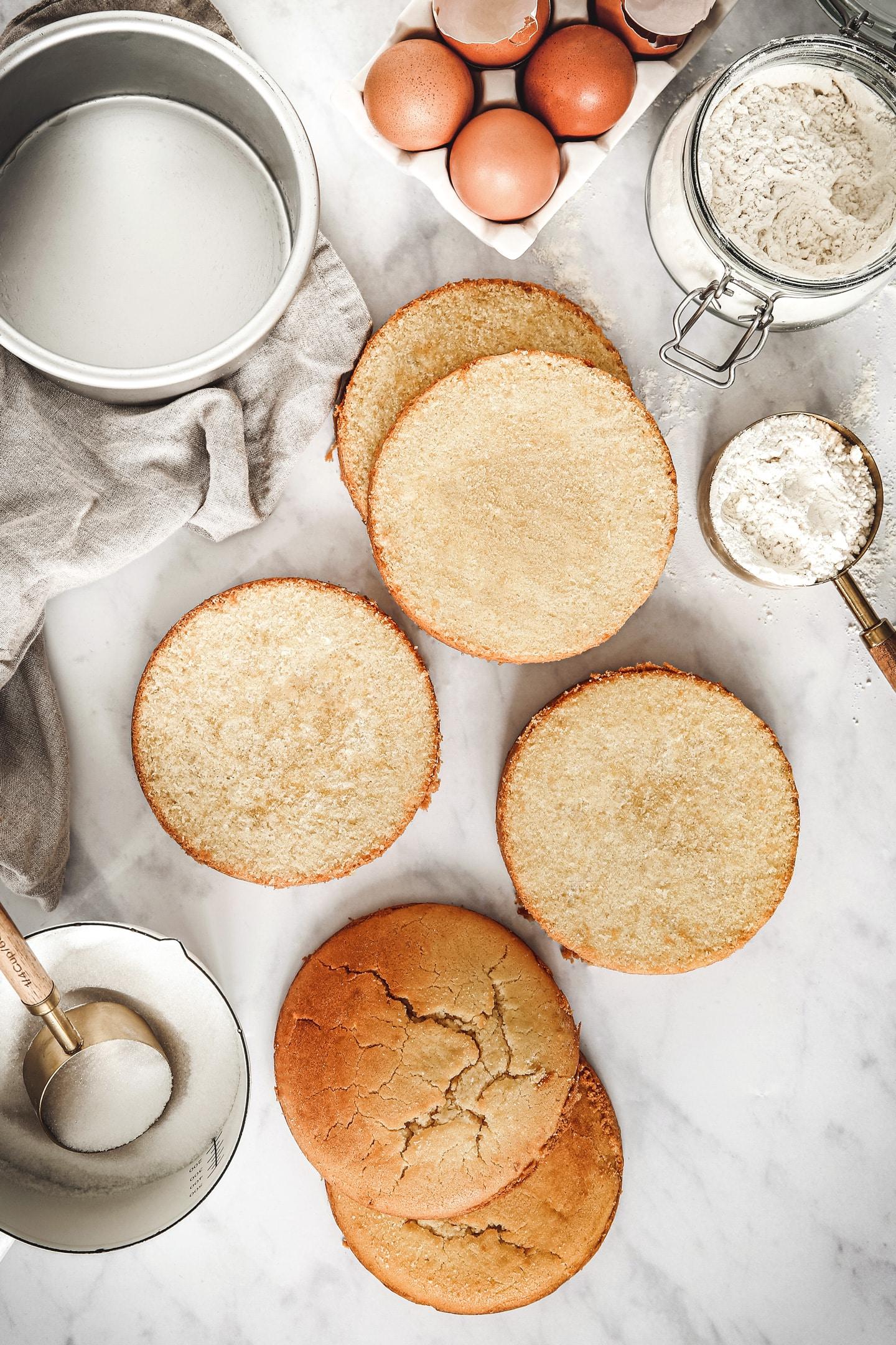 Best sponge cake recipe