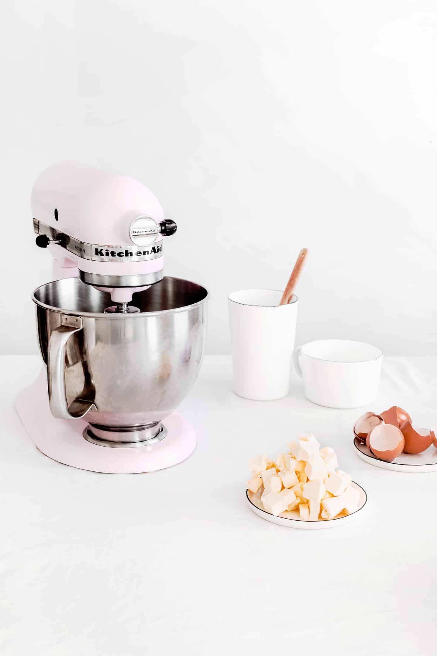 Recette facile du glaçage crème au beurre