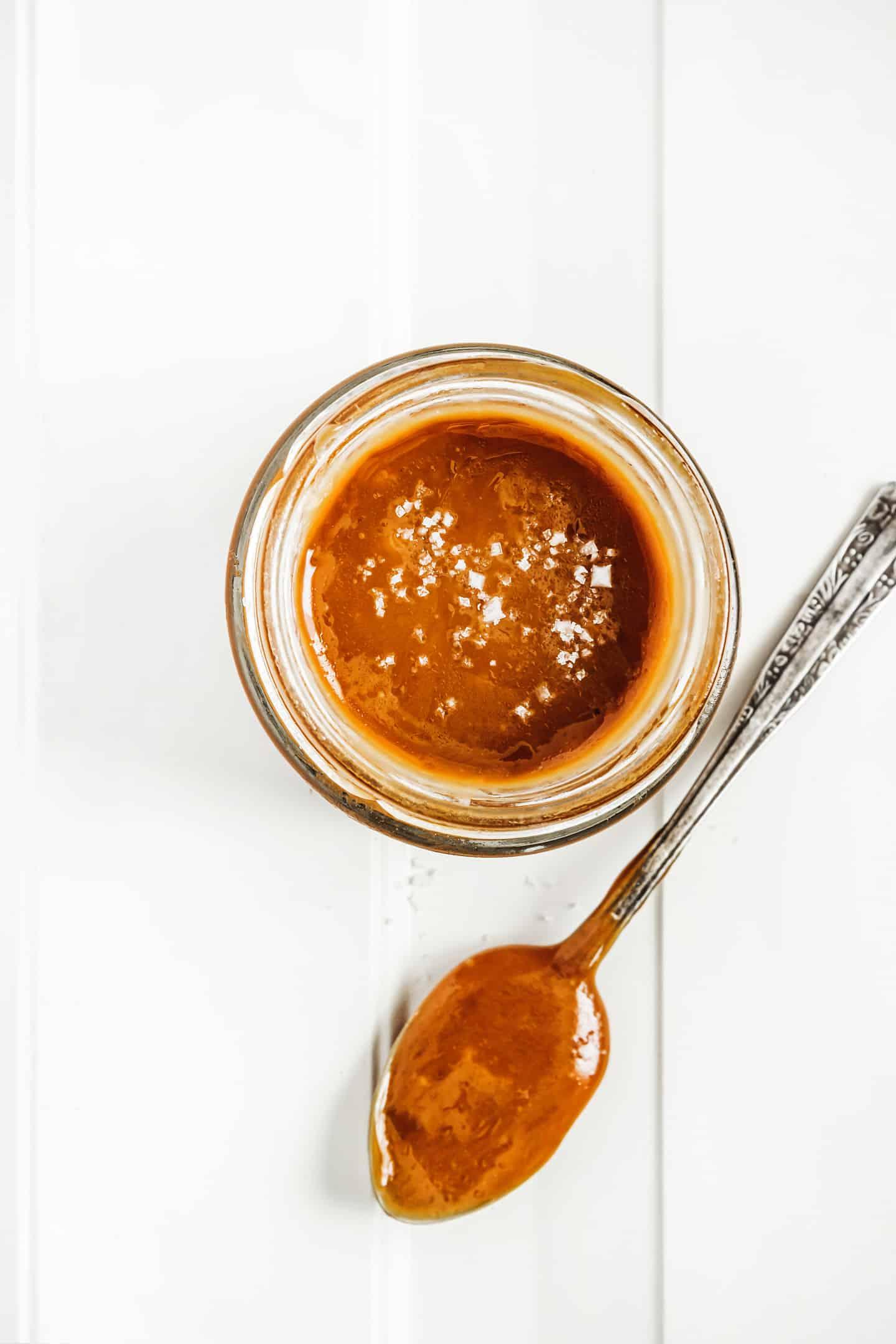 Caramel au beurre salé facile