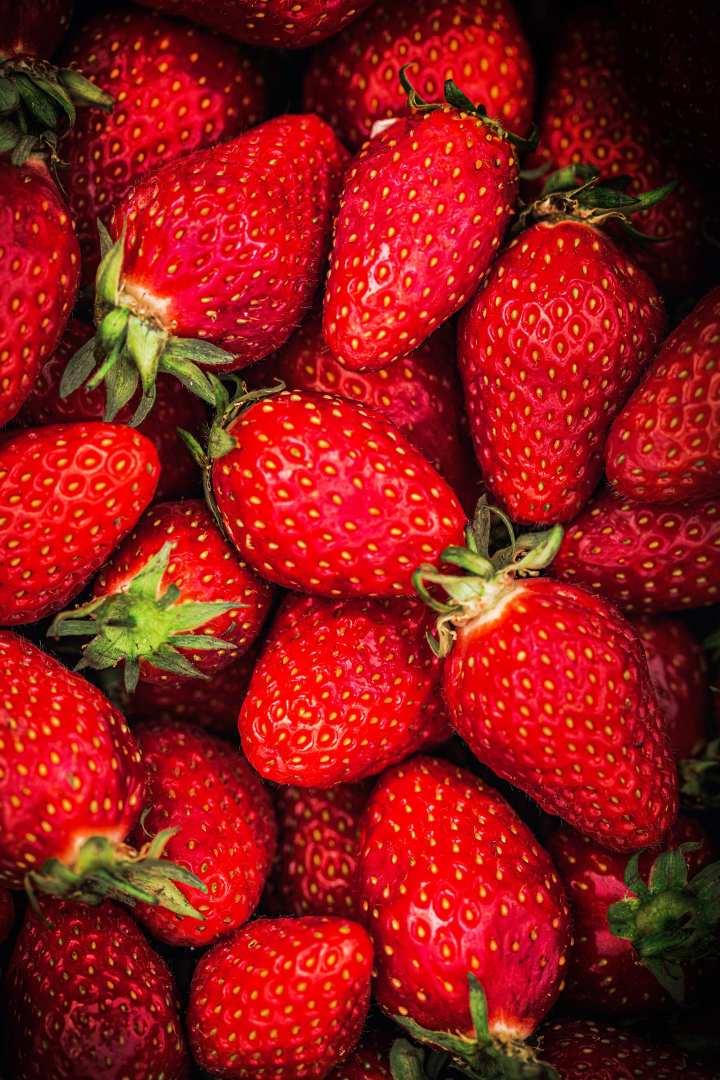 Photos de fraises Gariguettes