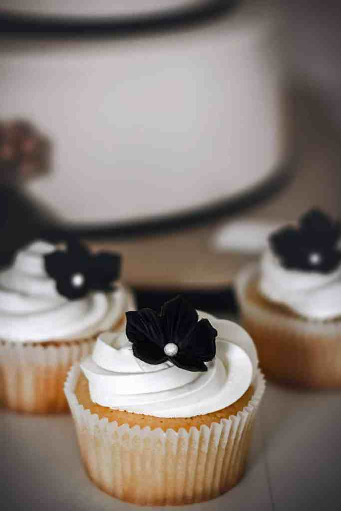 Cupcakes avec IMBC