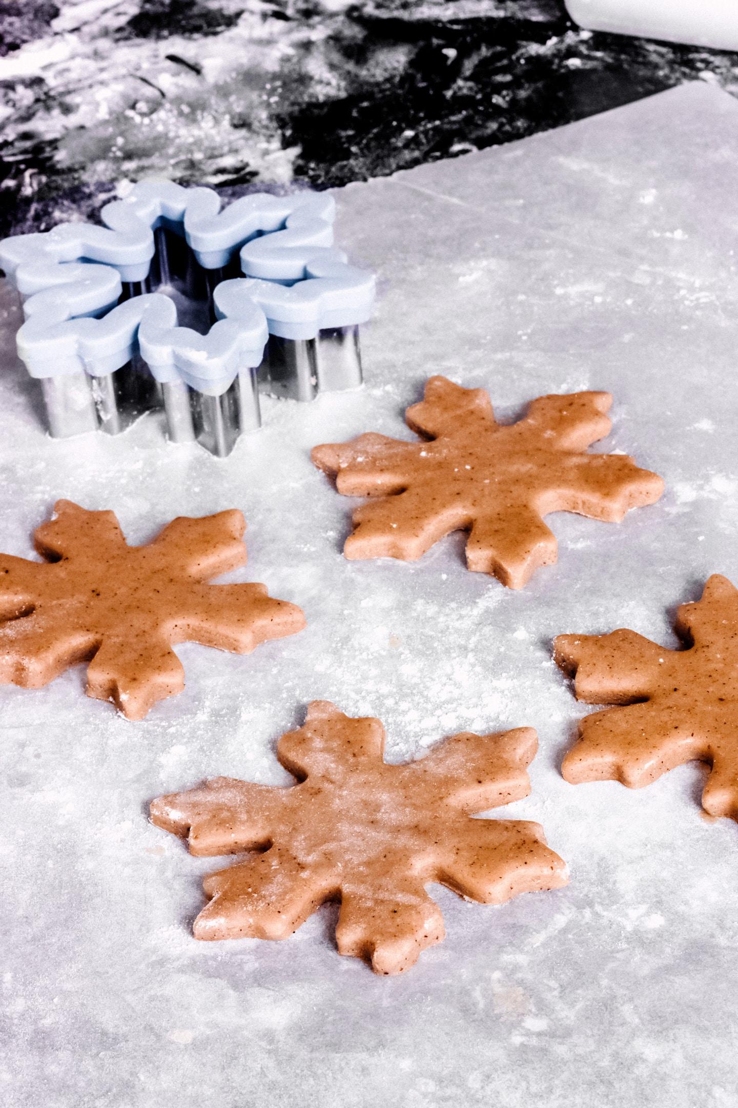 pâte à biscuits gingerbread