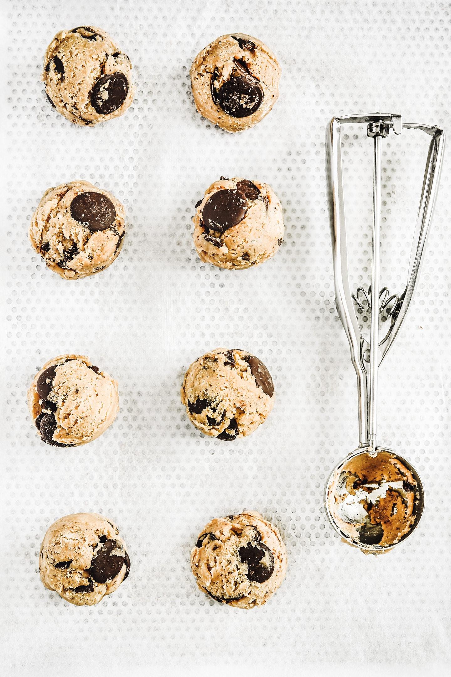 Chocolate chunks cookies recipe