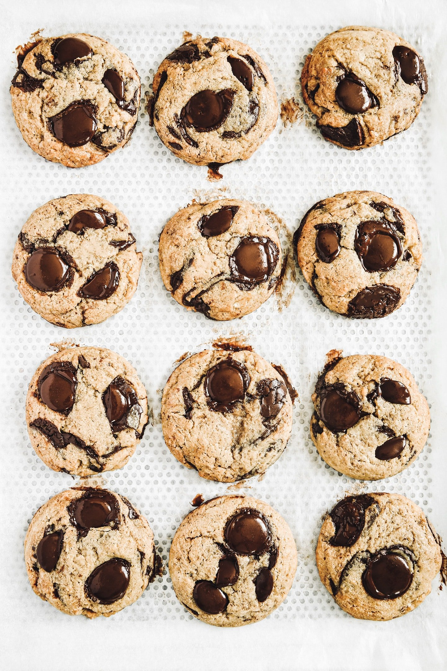 Cookies aux pépites de chocolat facile