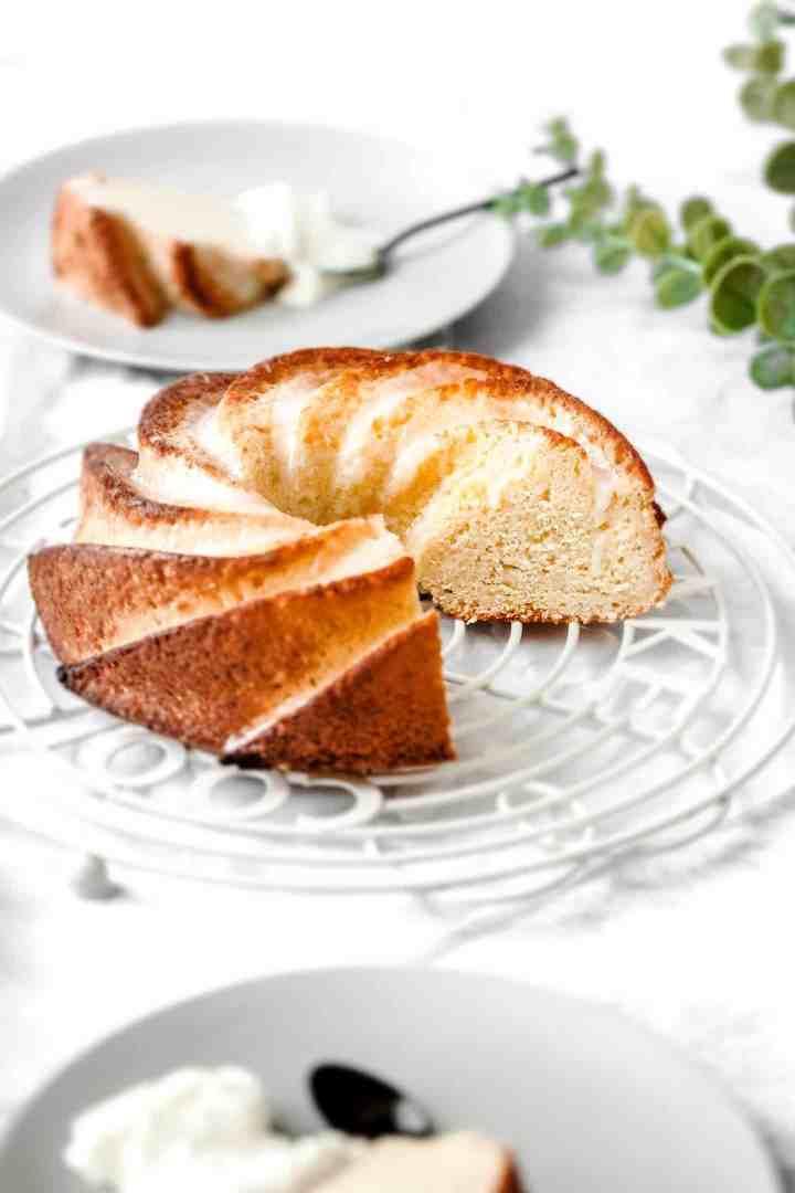 Recette du cake fondant au citron