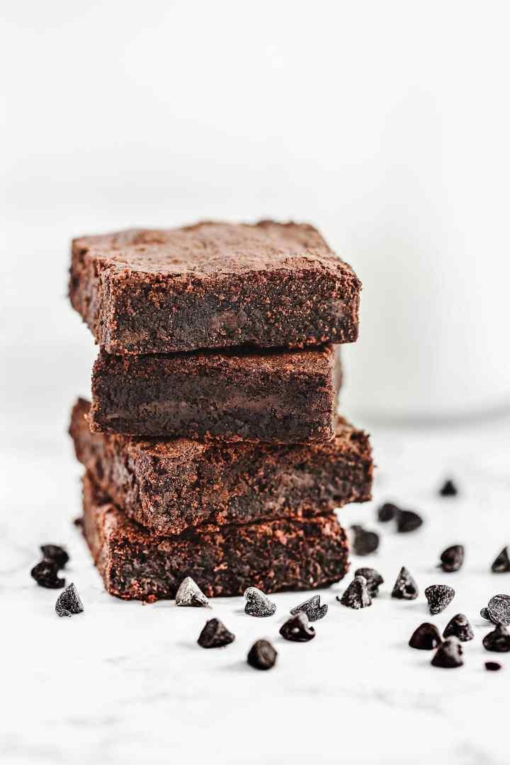Perfect fudgy chocolate brownies recipe
