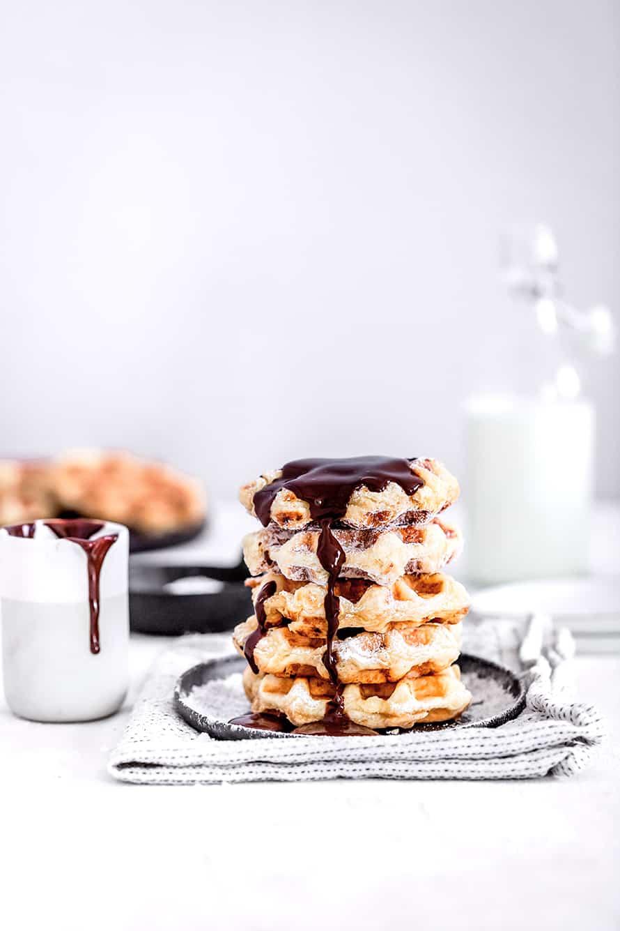 Liège waffle