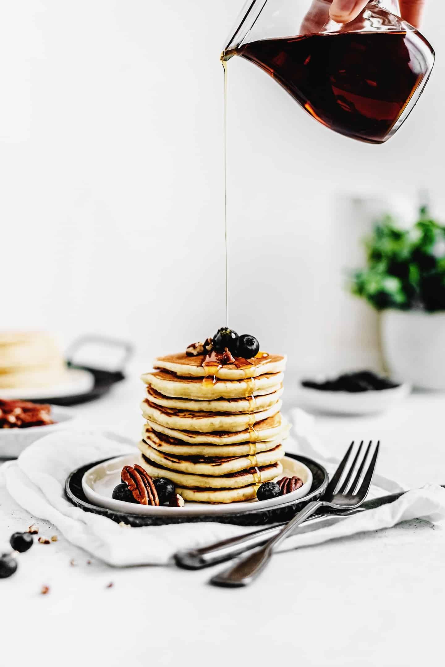 Recette pancakes maison facile