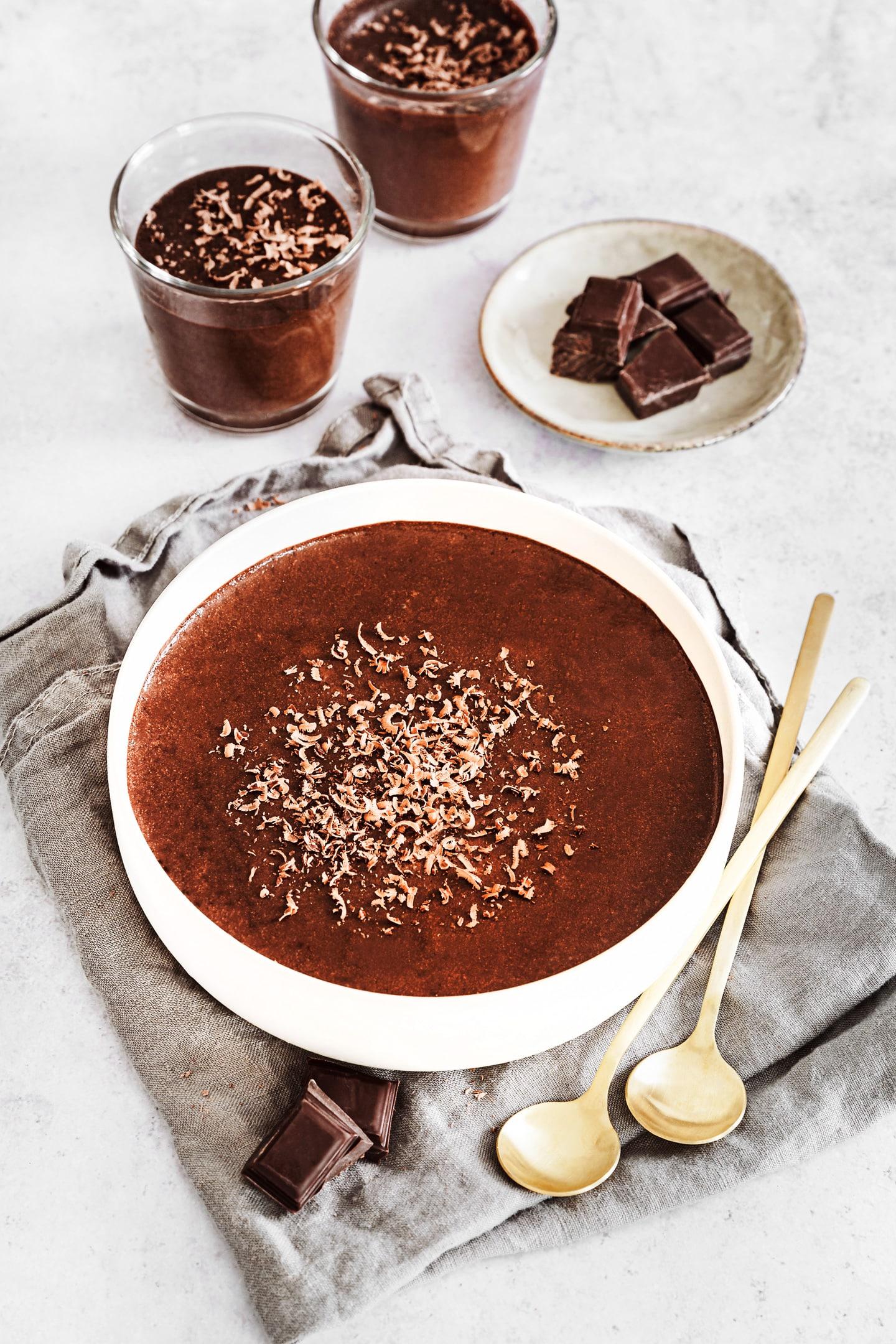 Comment faire une mousse au chocolat noir maison