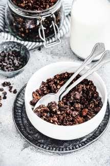 Comment faire le granola chocolat maison facile et rapide