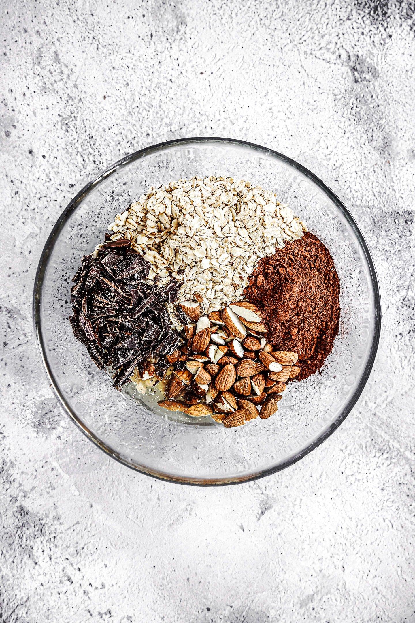 Recette facile de granola pépites de chocolat