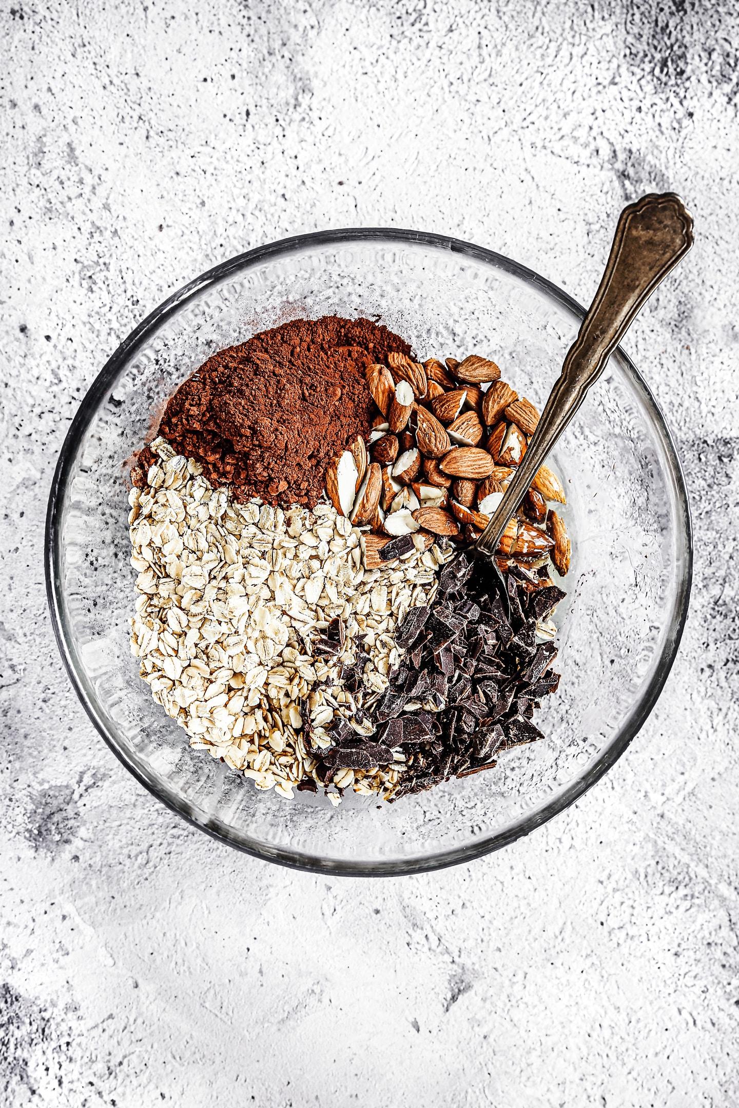 Comment faire du granola au chocolat