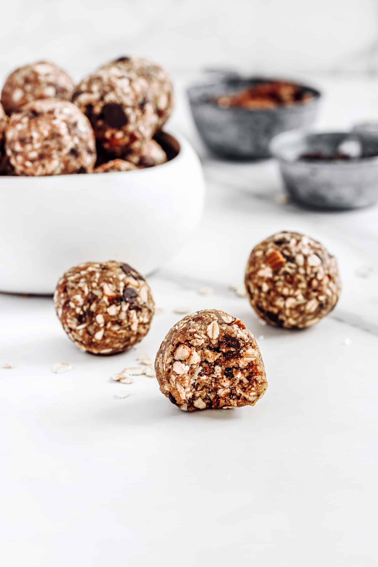 How to make perfect energy balls