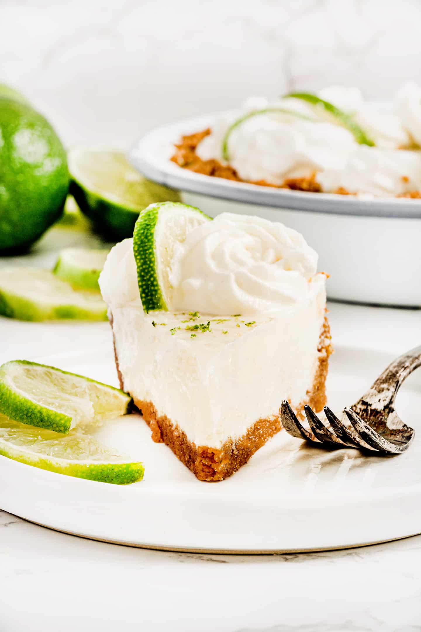 Meilleure recette de key lime pie