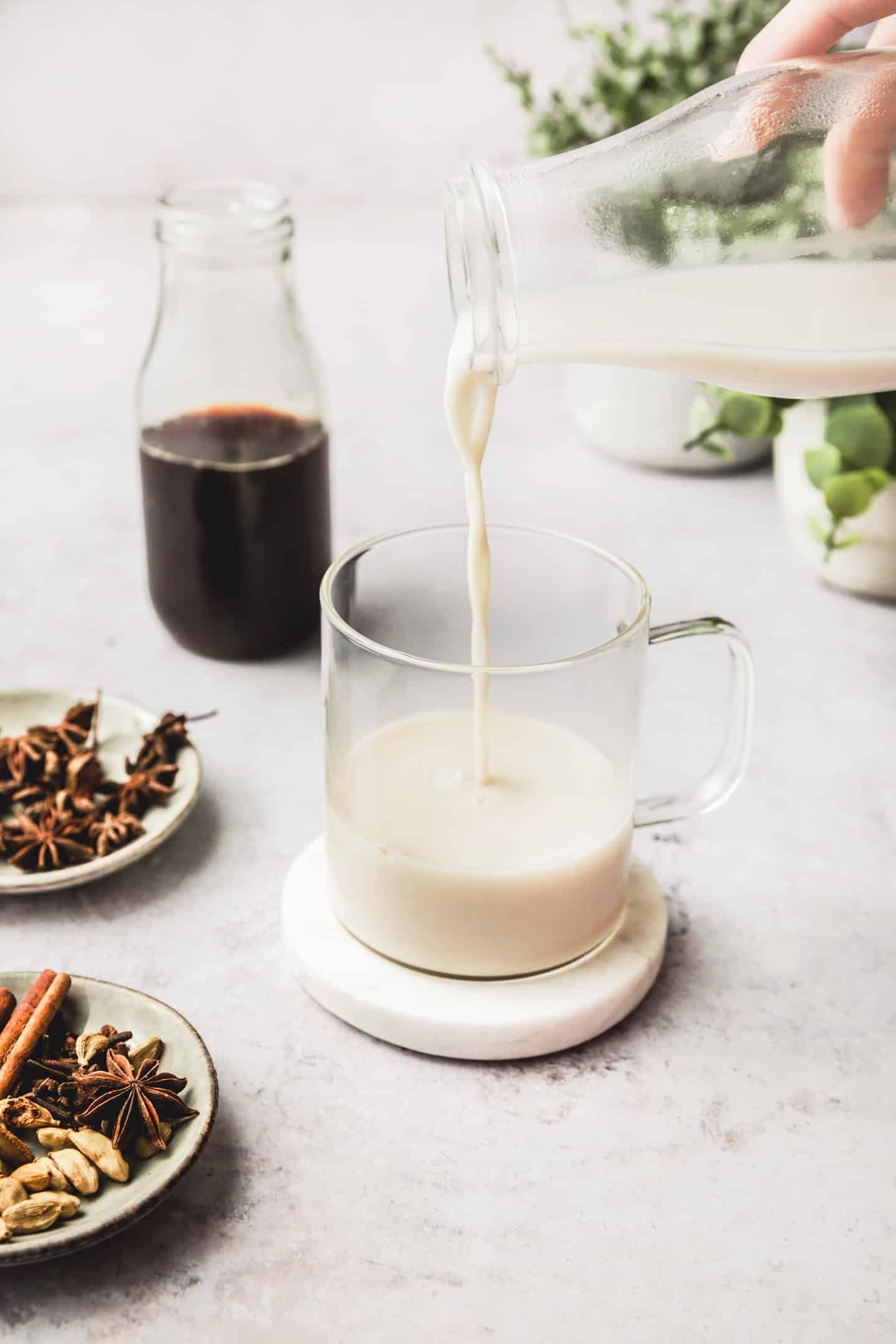 Vanilla chai tea latte recipe