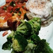 Dinner at Chili's