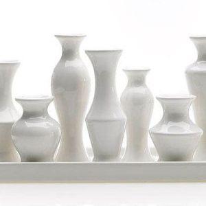 white-bud-vase-tray