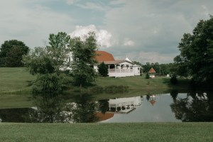 Barn Venue with Lake
