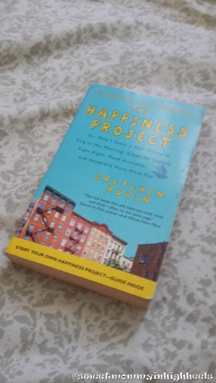 My personal copy of Happiness Project