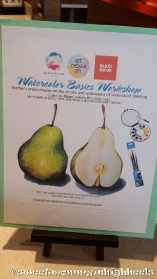 Anyone interested in Watercolor Workshop?