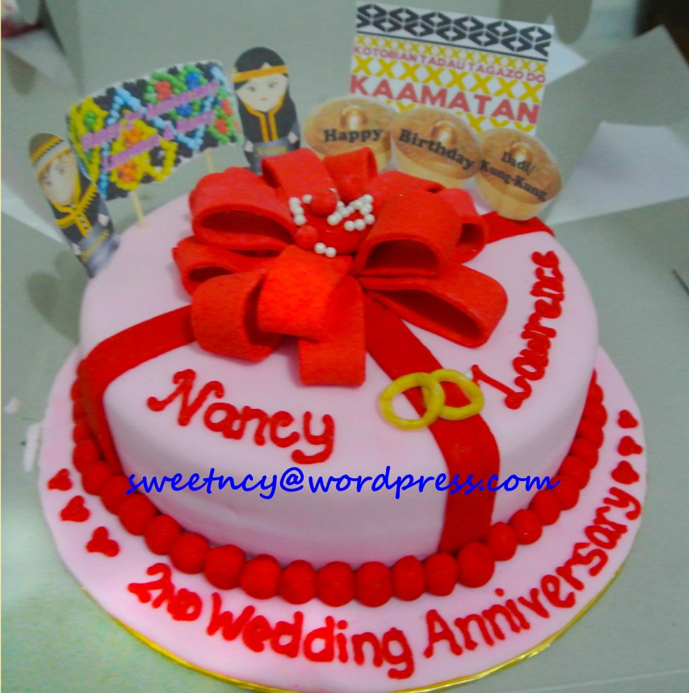 Rosary, Daddy's Birthday, Kaamatan & Our 2nd Wedding Anniversary!! (2/6)